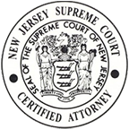 New Jersey Supreme Court Certified Attorney